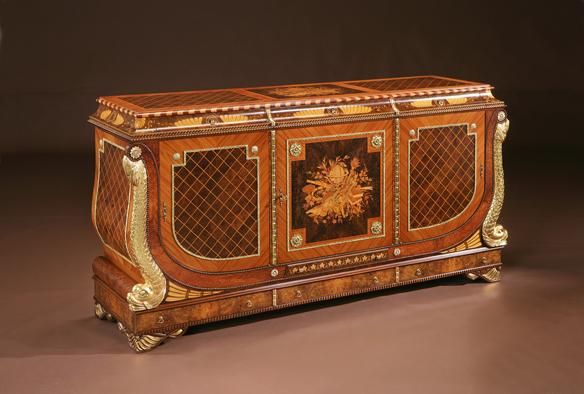 Credenze sale sideboards dining rooms binda mobili d - Mobili d arte ...